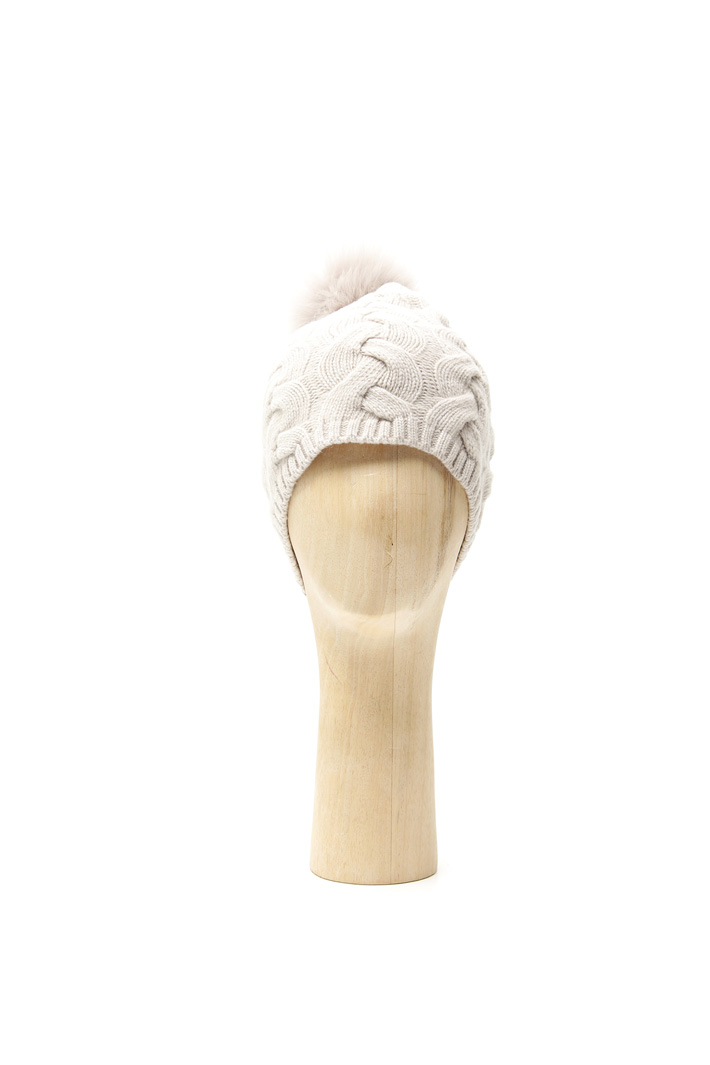 Wool and cashmere hat Intrend