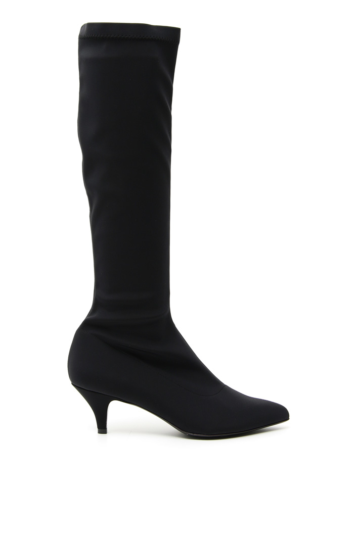 Knee-high socks boots Intrend