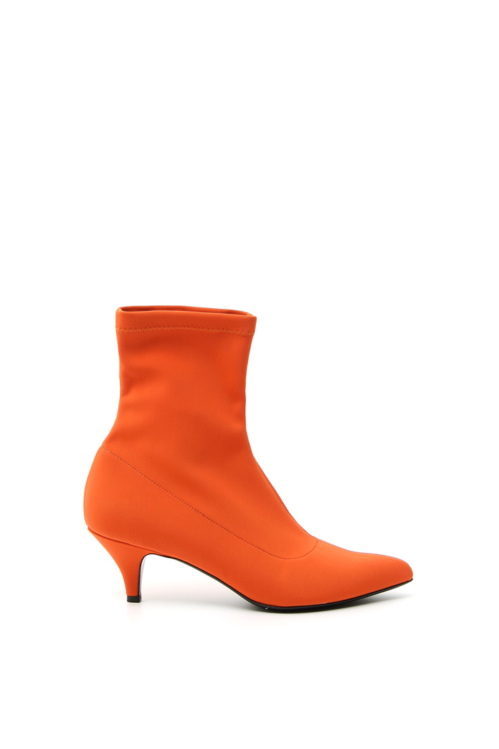 Heeled sock boots Intrend