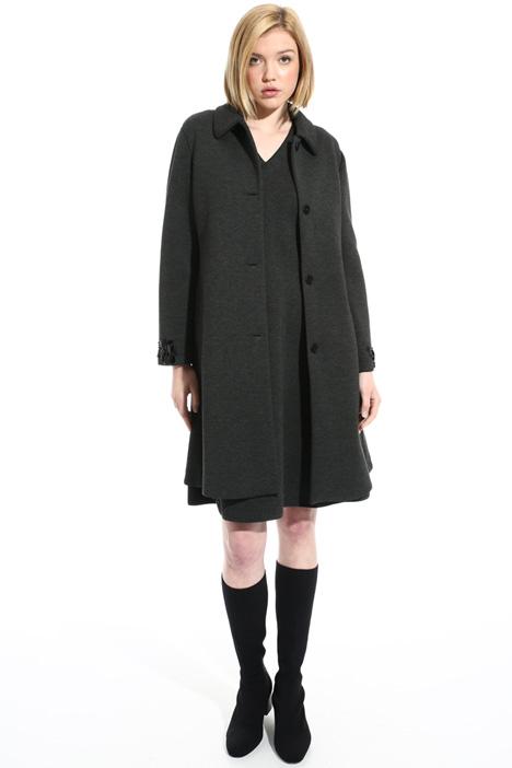 Jersey coat Intrend