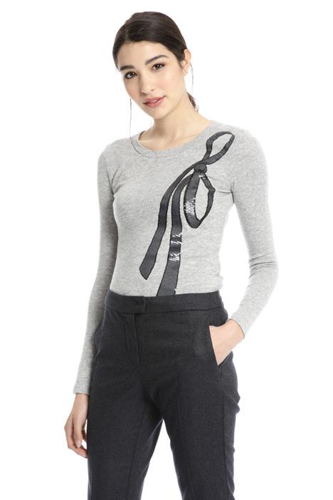 Sequin sweater Intrend