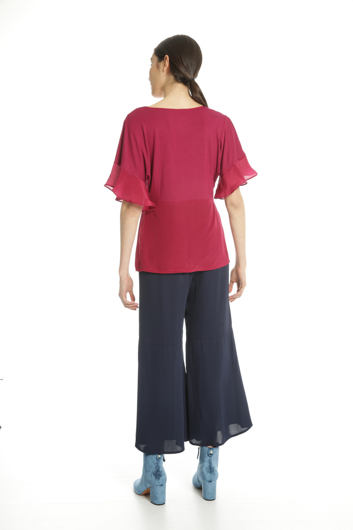 Bell sleeve top Intrend