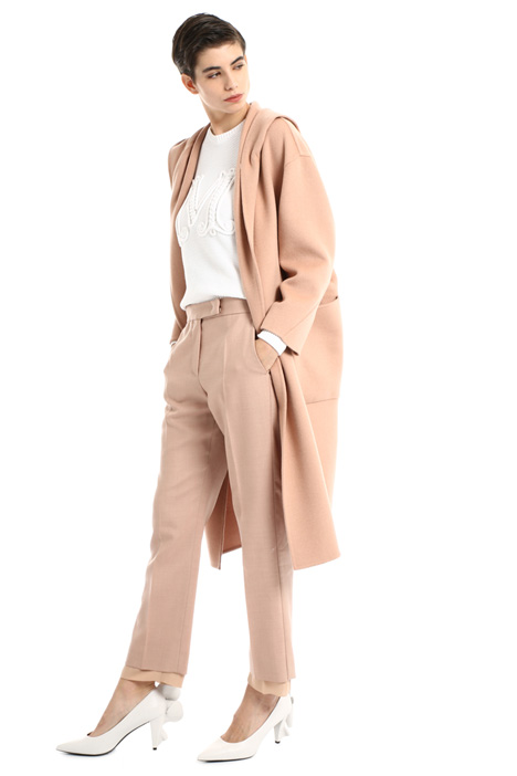 Pure camel coat Intrend