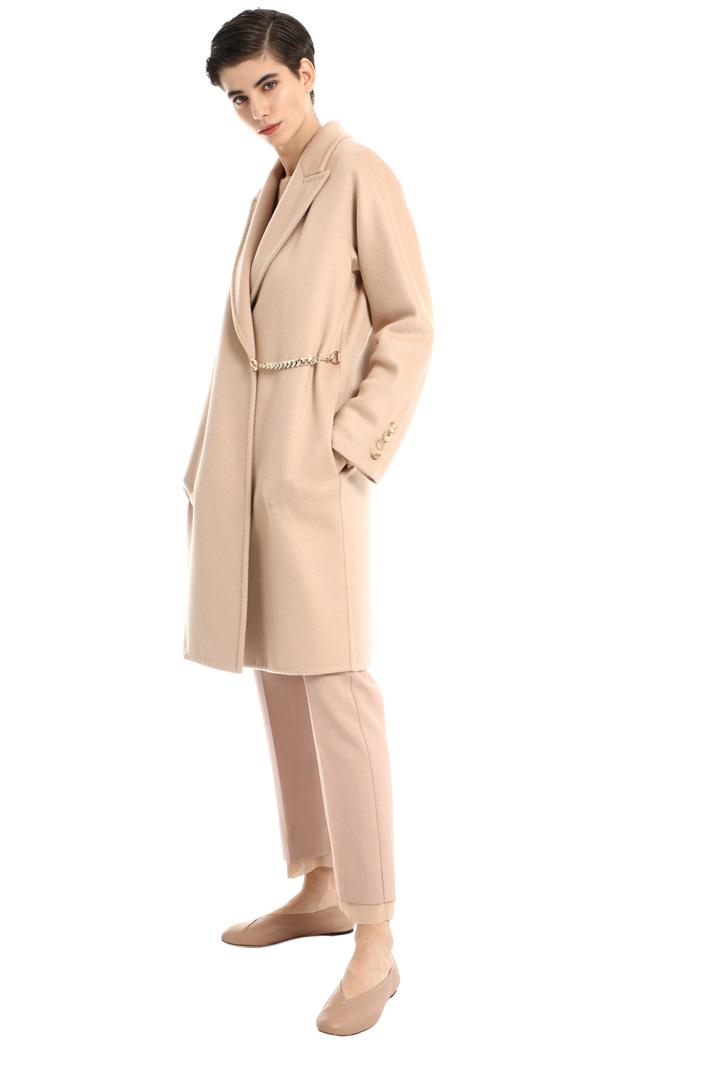 Cashmere coat Intrend