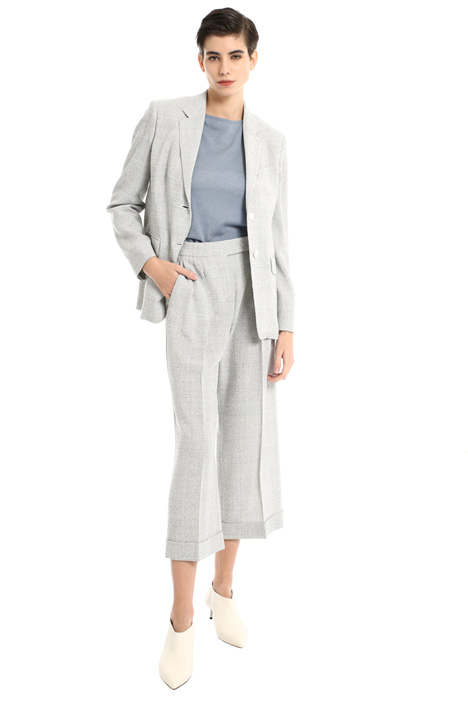 Crepe wool blazer Intrend