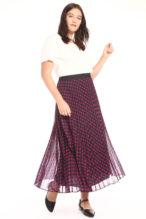 Printed georgette skirt Intrend