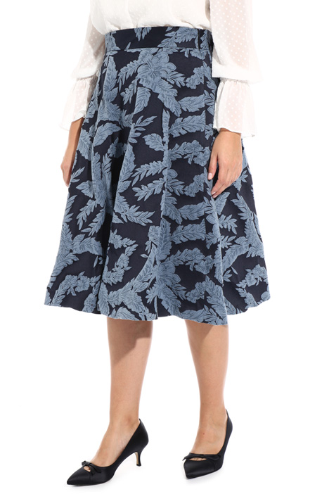 Jacquard skirt Intrend