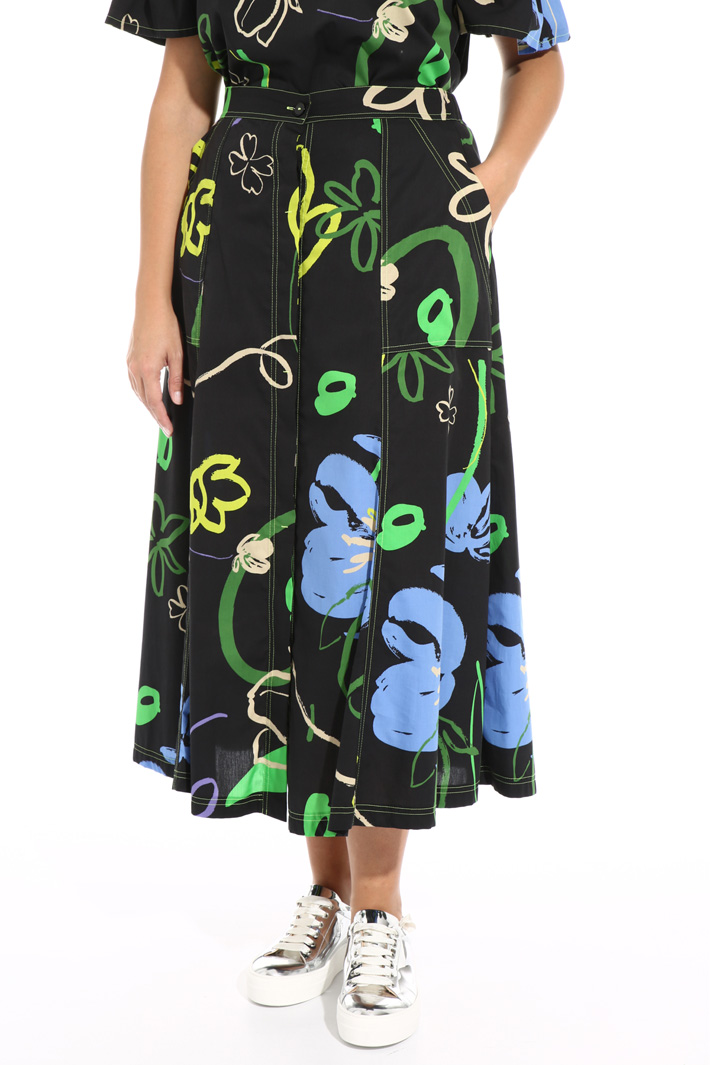 Pure cotton skirt Intrend