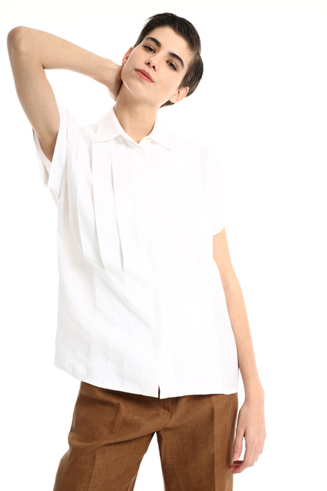 Soft linen shirt Intrend