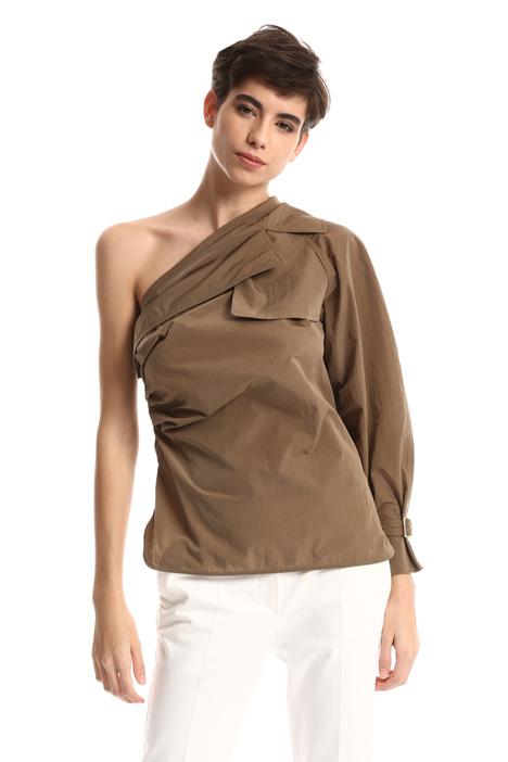 Tech taffeta shirt Intrend