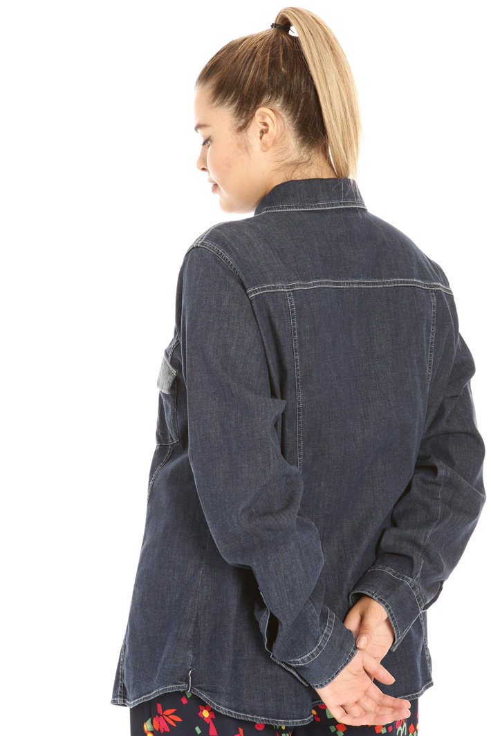 Light denim shirt Intrend