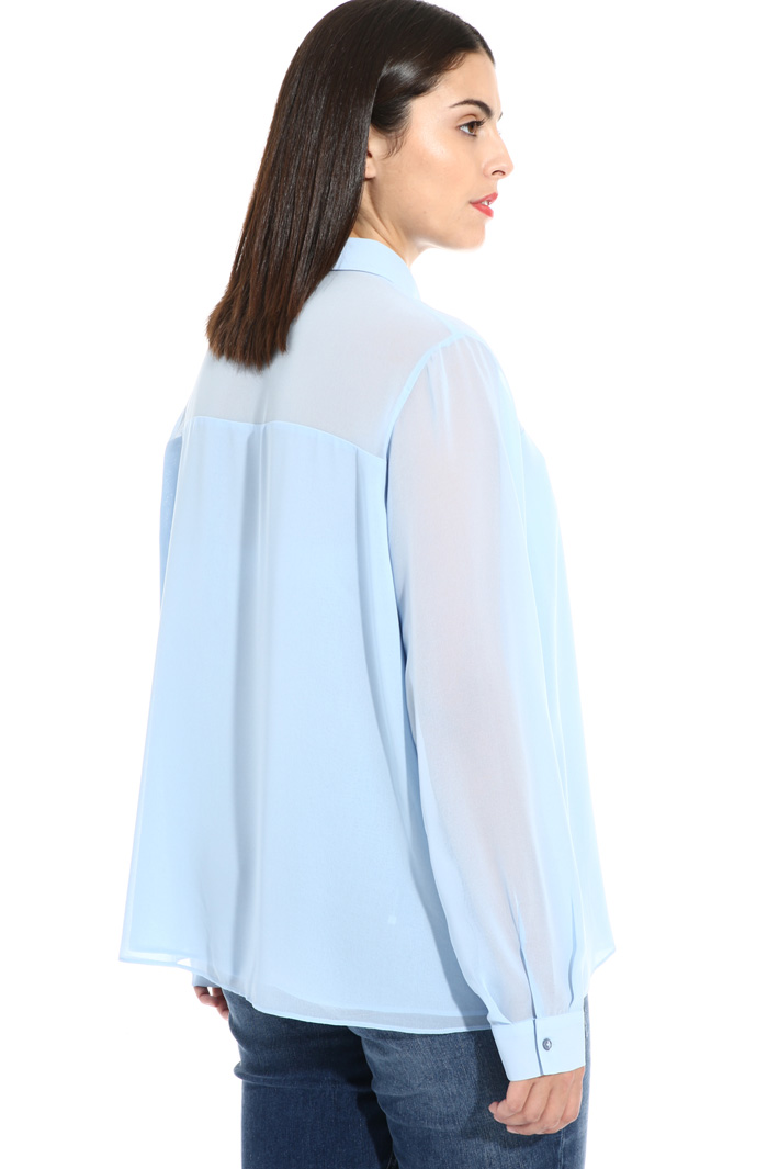 Georgette shirt Intrend
