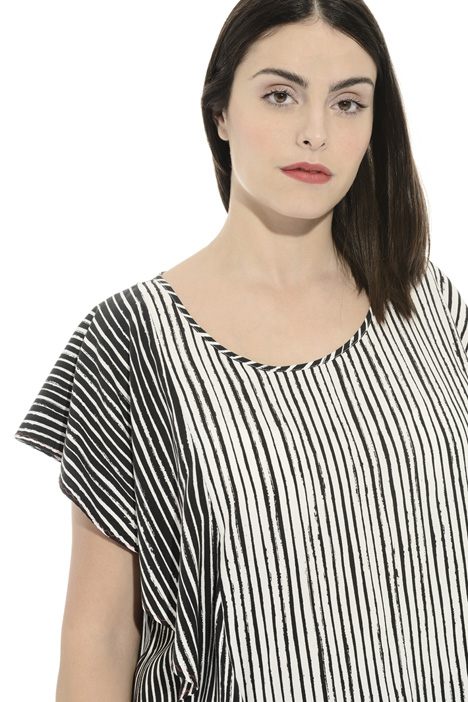 Fluid viscose top Intrend