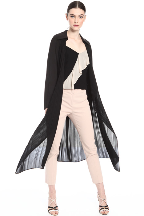 Georgette duster Intrend