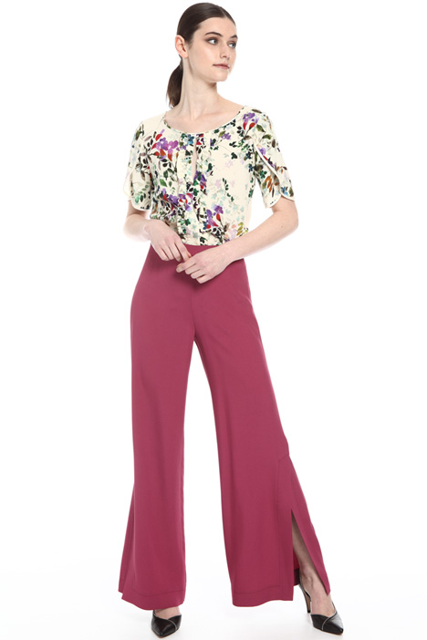 Satin enver trousers Intrend