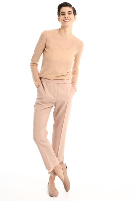 Mohair and silk trousers Intrend