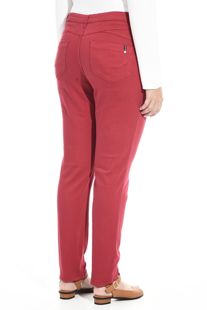 Skinny denim trousers Intrend