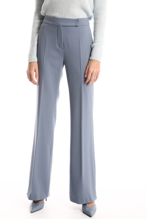 Wool and mohair trousers Intrend