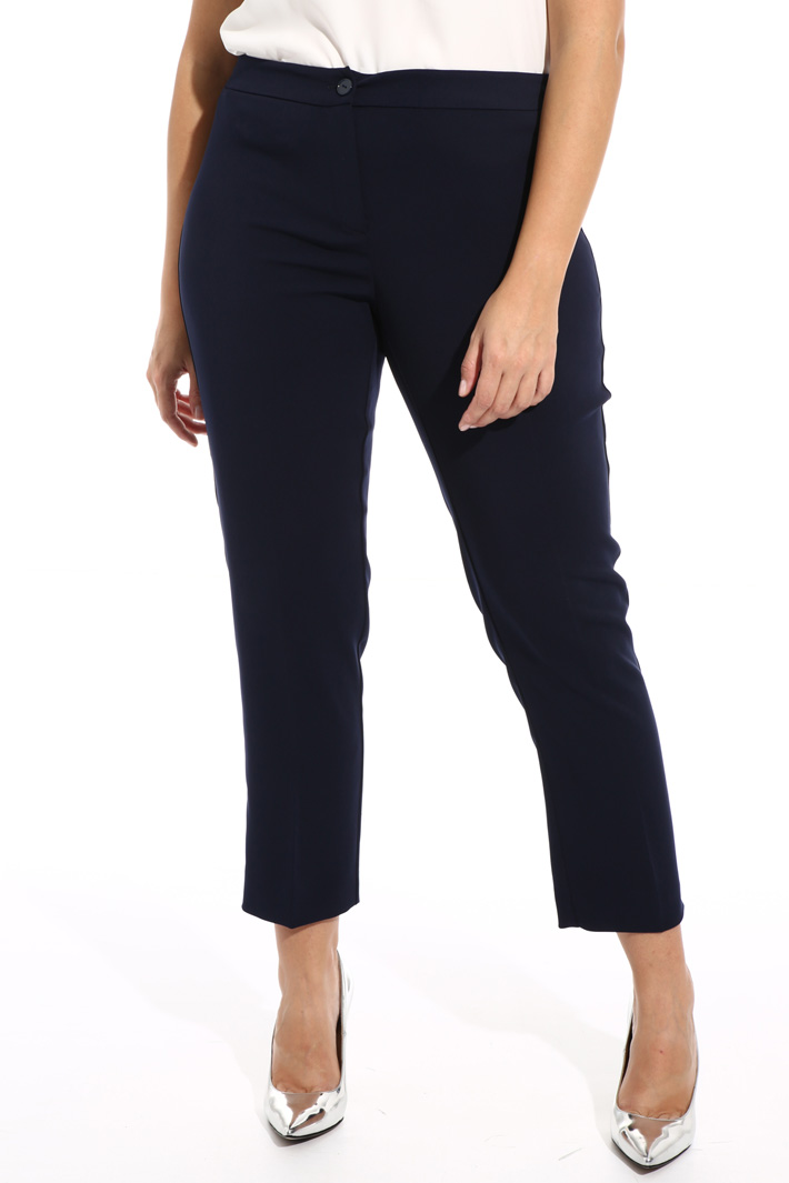 Fluid trousers Intrend