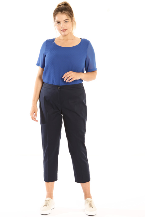 Pure cotton capri trousers Intrend