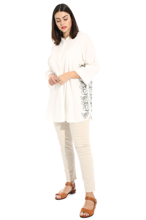 Long cotton shirt Intrend