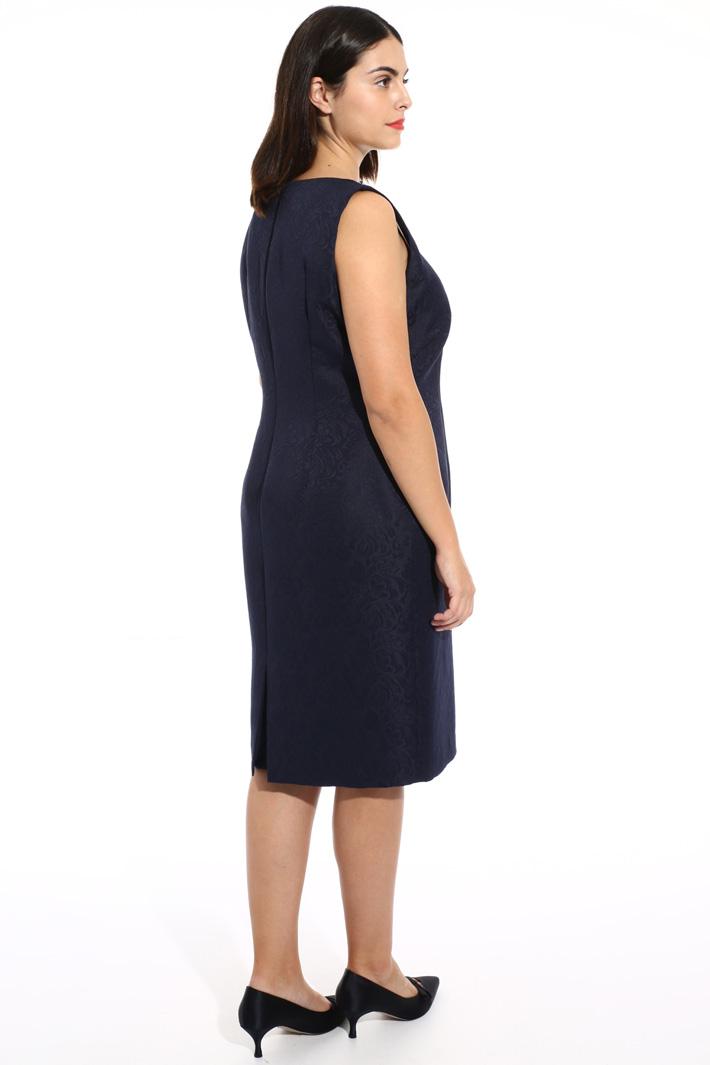 Jacquard tube dress Intrend