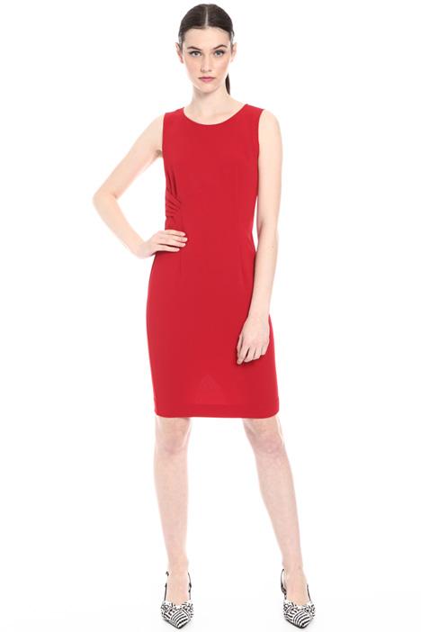 Close-fitting triacetate dress Intrend