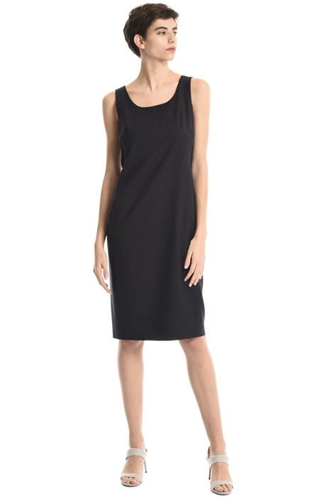 Pure wool sheath dress Intrend