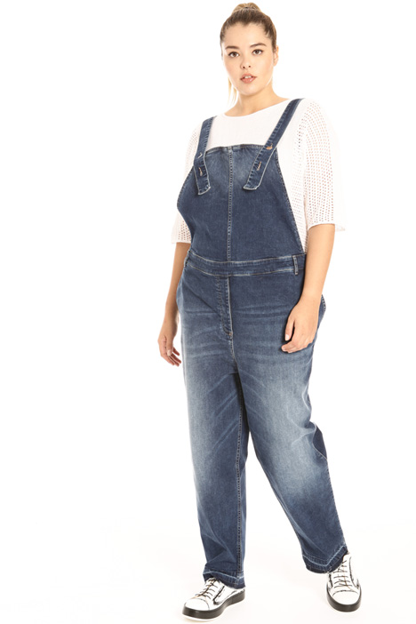 Denim dungarees Intrend