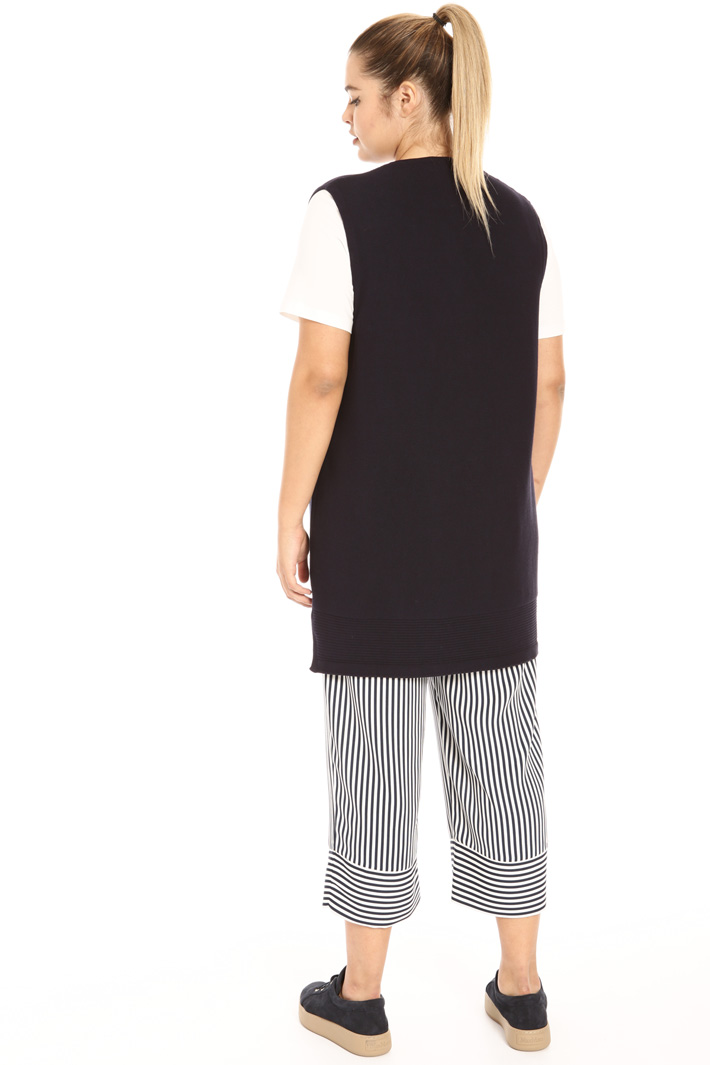 Pure cotton vest Intrend