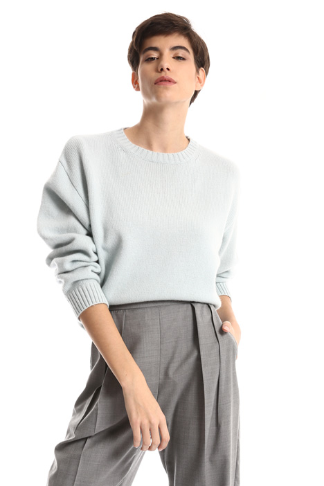 Boxy fit cashmere sweater Intrend