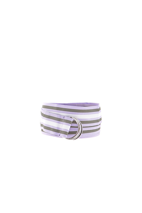 Striped grosgrain belt Intrend