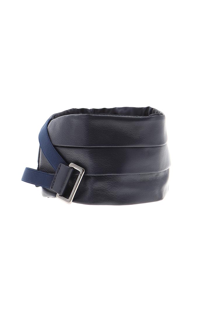 Large leather belt Intrend