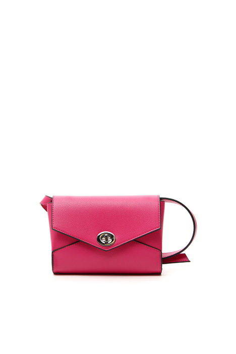 Leatherette pocket bag Intrend