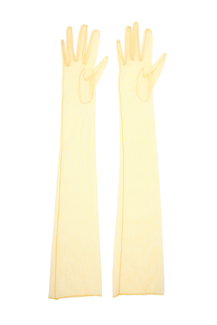 Long tulle gloves Intrend