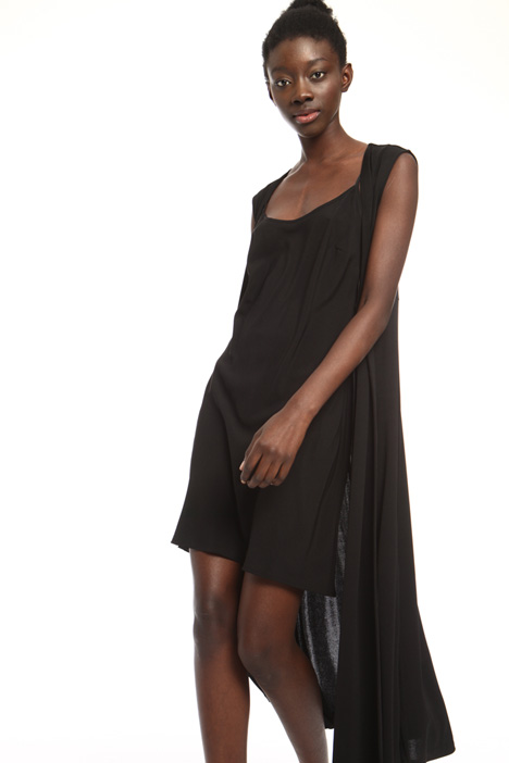 Cordonnet dress and vest Intrend