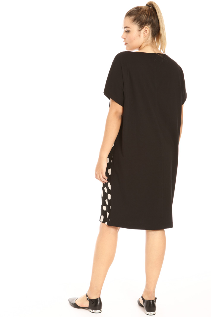 Short jersey dress Intrend