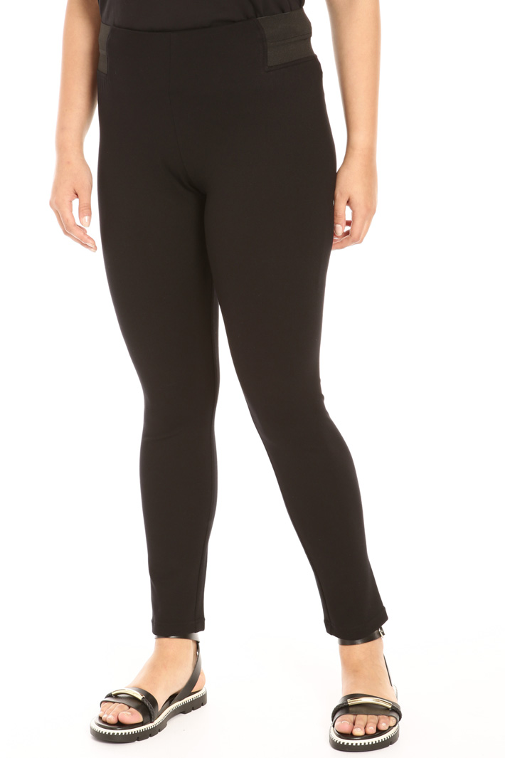 Viscose leggings Intrend