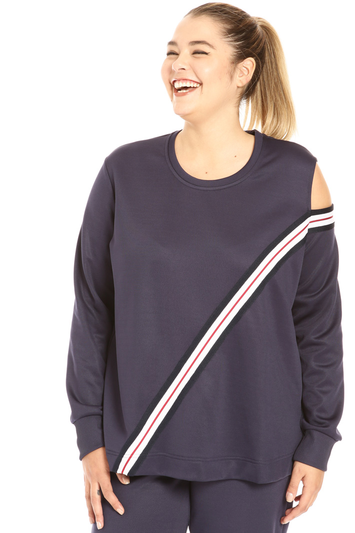 Tech cotton sweatshirt Intrend