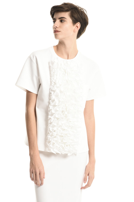 Jersey coton T-shirt Intrend