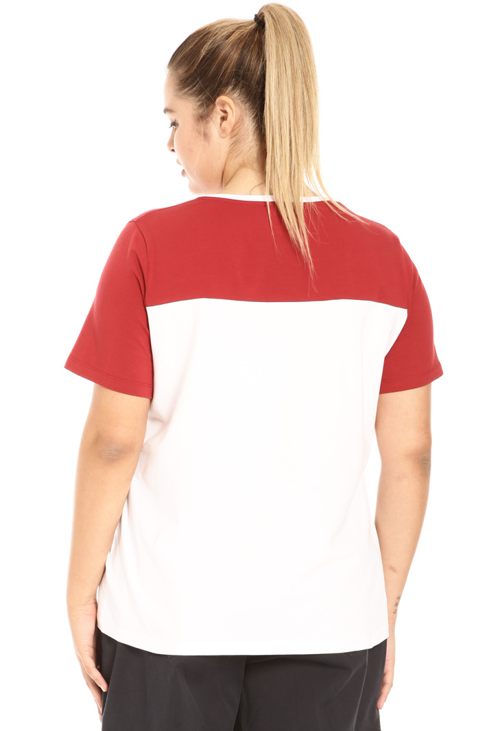 Cotton jersey T-shirt Intrend