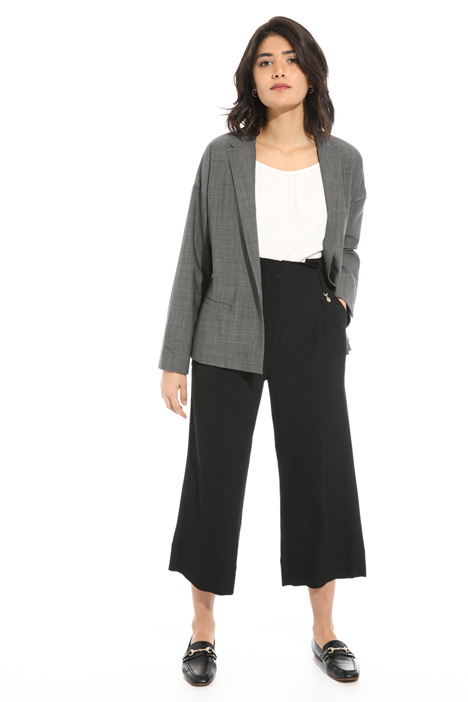 Pure virgin wool blazer Intrend