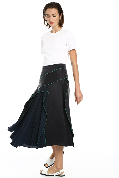 Silk blend skirt Intrend