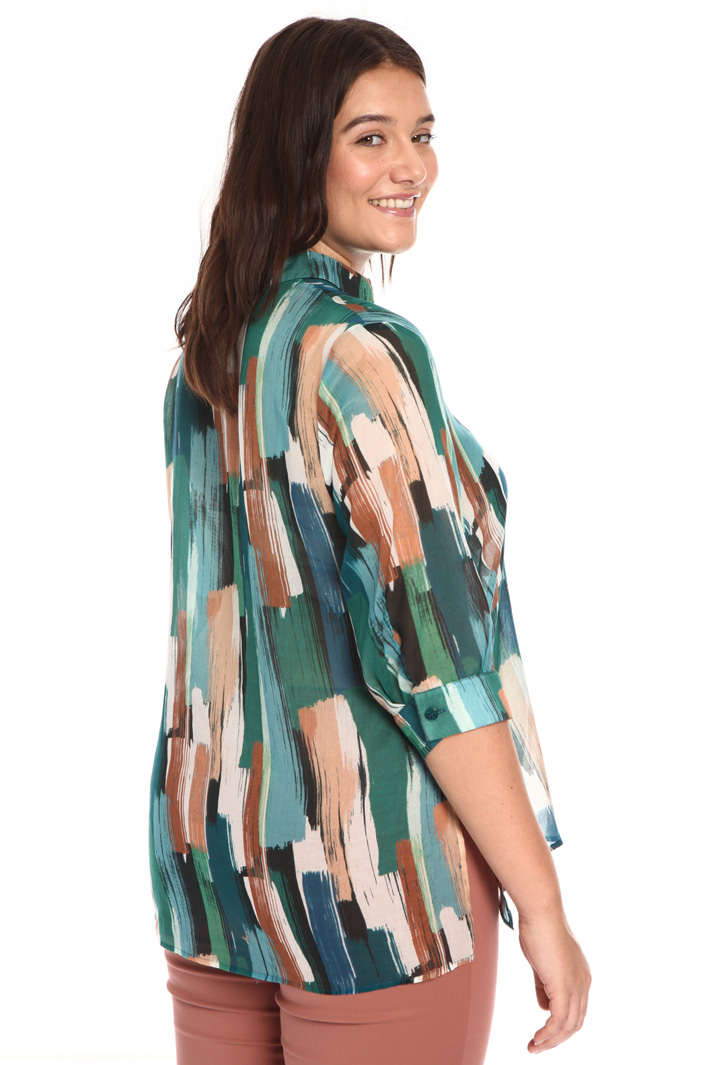 Cotton voile shirt Intrend