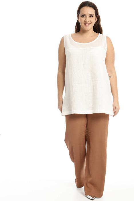 Lightweight linen tunic Intrend