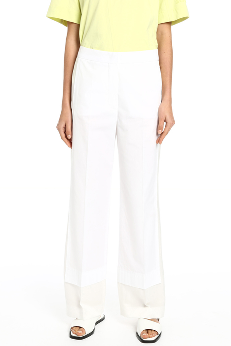 Cotton palazzo trousers Intrend