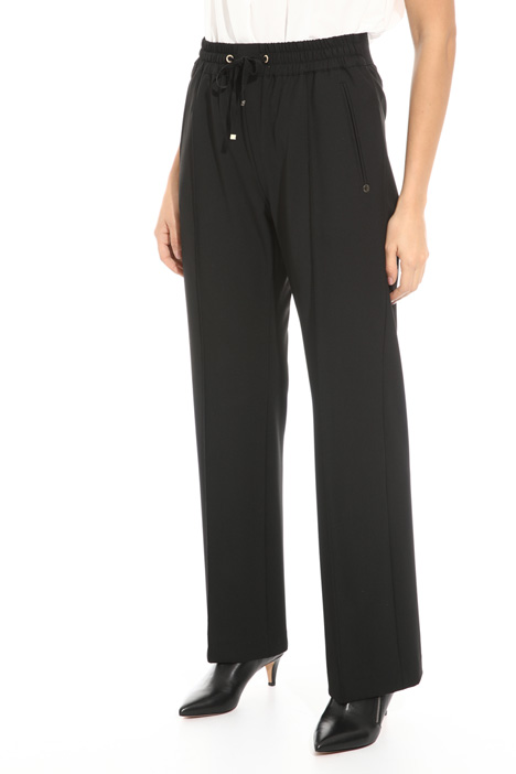 Loose fit trousers Intrend