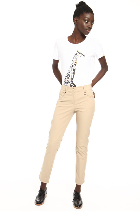 Five pocket stretch trousers Intrend