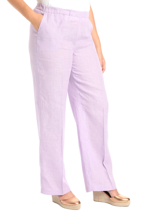Light linen trousers Intrend