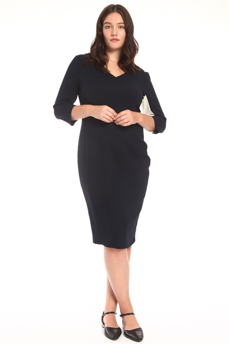 Lined sheath dress Intrend
